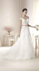 White One by Pronovias Wedding Dress Danica
