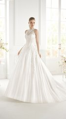 Avenue Diagonal by Pronovias Wedding Dress Gitel