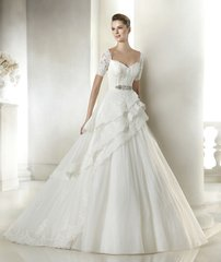 San Patrick by Pronovias Wedding Dress Sila