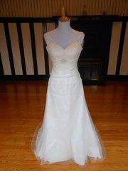 Ella Rosa Wedding Dress 80WO5898