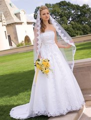 Christian Michele Wedding Dress 1155WW