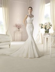 White One by Pronovias Wedding Dress Damara