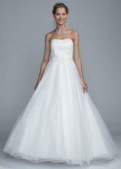 David's Bridal Wedding Dress OP1001