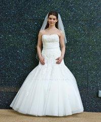 Hilary Morgan Wedding Dress 40577
