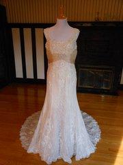 Hilary Morgan Wedding Dress 40570