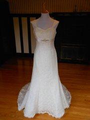 Hilary Morgan Wedding Dress 40623