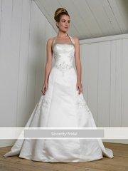 Sincerity by Justin Alexander Wedding Dress 3458