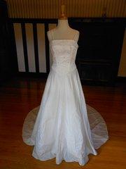 Sincerity by Justin Alexander Wedding Dress 2958