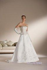 Sincerity by Justin Alexander Wedding Dress 3514