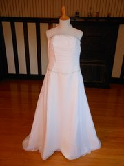 Abbey Brides Wedding Dress 50C080