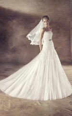 Avenue Diagonal by Pronovias Wedding Dress Faldeo