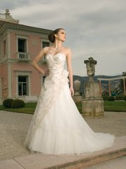 Miss Kelly Paris Wedding Dress MK101-34