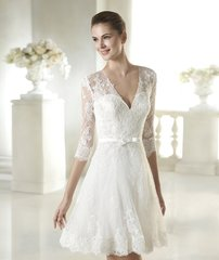 San Patrick by Pronovias Wedding Dress Shanata