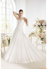 Atelier Diagonal by Pronovias Wedding Dress Pandara