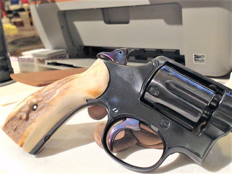 Here are some of the Firearms we have repaired    Bullet