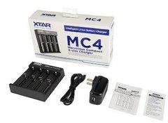 XTAR MC4 Li-ion Intelligent Charger