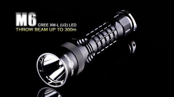 SolarForce M6 Light