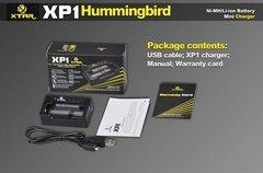 XTAR XP1 Hummingbird Li-ion/NiMH/NiCD Charger