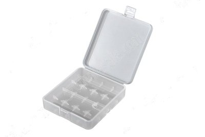 18650x4 Battery Protective Case
