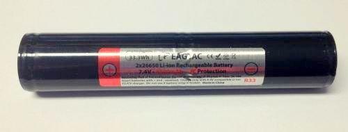EagTac SX25L2 / SX30L2 R33 4500mAh Battery Pack