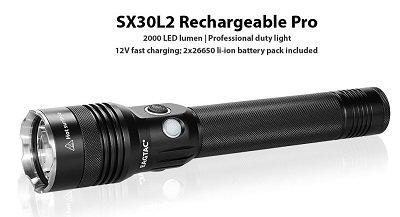 EagTac SX30L2-R Pro (RECHARGEABLE)