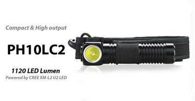 Sportac PH10LC2 Headlamp