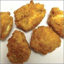 FC Whole Grain Breaded Chicken Breast Bites