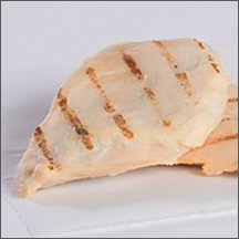 FC Grilled Chicken Breast Fillet, 3 oz