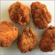FC Breaded Spicy Chicken Breast Chunks