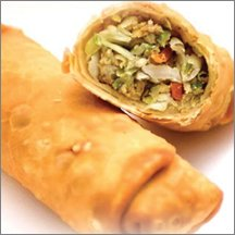 FC Vegetable Egg Rolls