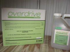 BASF Overdrive 7.5 Lb. Btl.