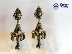 Peacock Chatramm Earring