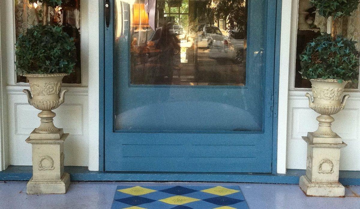 Virginia Floor Cloth and Textile Company/Virginia\'s Scarves