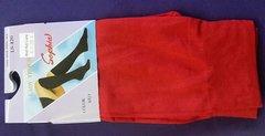 Trouser Socks in Red Nylon