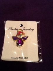 Red Hat Angel Pins.....GREAT GIFTS