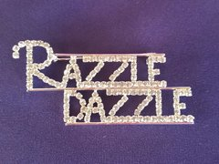 Razzle Dazzle Rhinestone Pin