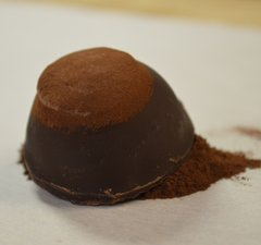 Irish Cream Truffle