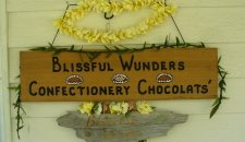 Blissful Wunders Confectionery Chocolats