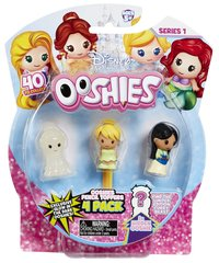 Ooshies Disney Princess 4 Pack Pencil Toppers