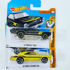 Hot Wheels Muscle Mania