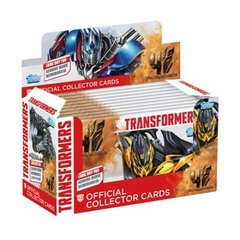 Transformers Collector Cards