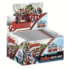 Marvel Avengers Hero Attax Trading Card Game