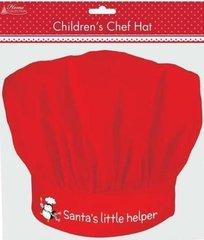 Christmas Children's Chef Hat