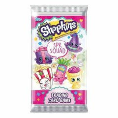 Shopkins SPK Squad Trading Card Game