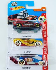 Hot Wheels Holiday Racers
