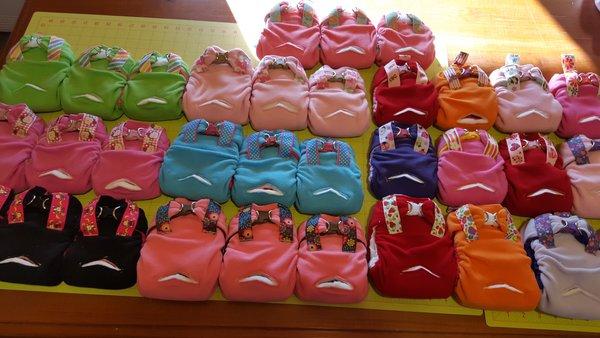 MunkyBunz Cloth Diaper