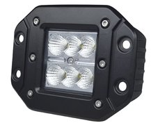 Flush Mount Flood LED Cube