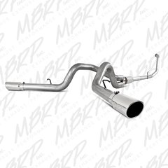 MBRP Dual Installers Series Turbo Back Exhaust System
