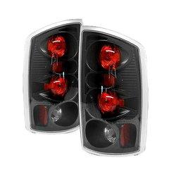 Spyder Auto Euro Style Tail Lights 03 - 06 Dodge Ram