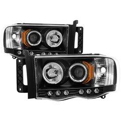 Spyder Auto LED Halo - 03 - 05 Dodge Ram